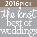 2016 Winner – Best of Weddings Award