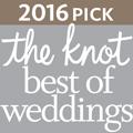 2016 Winner – Best of Weddings Award